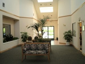 Indoor Plant Rental commercial building in Murrieta California