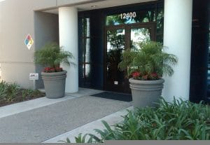 Entryway Plant Rental Mira Loma California