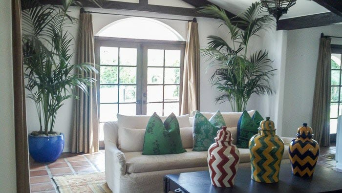 Biophilic Design Benefits Residential Interior Plant Design Palm Springs