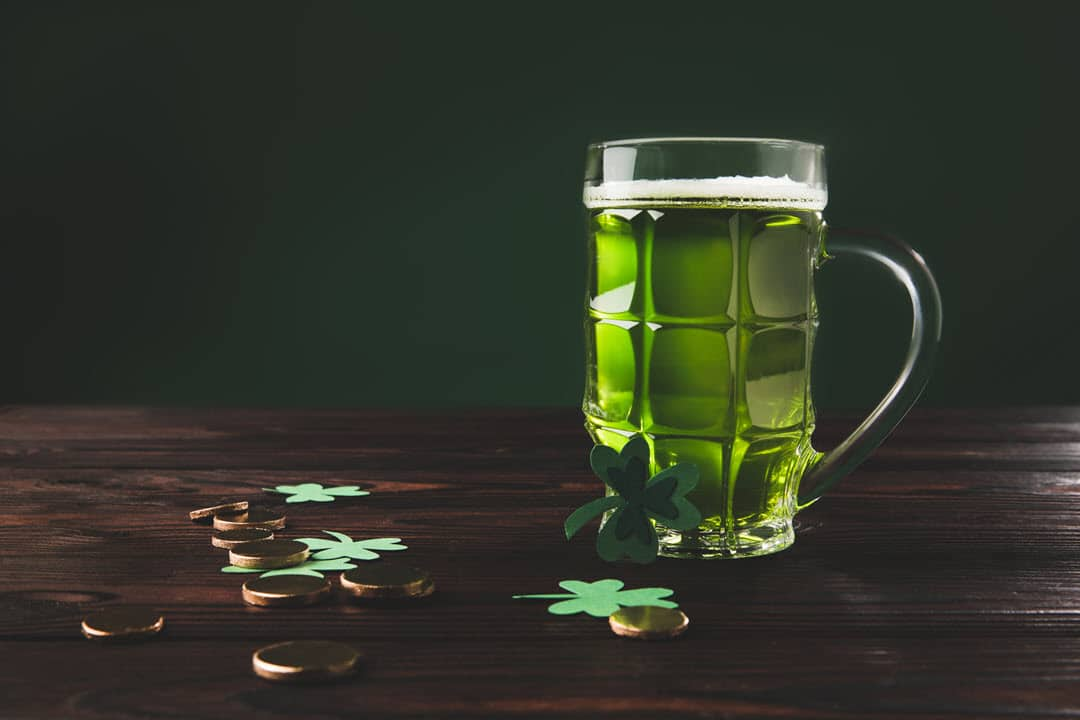 St patrick's Day Traditions Green Beer