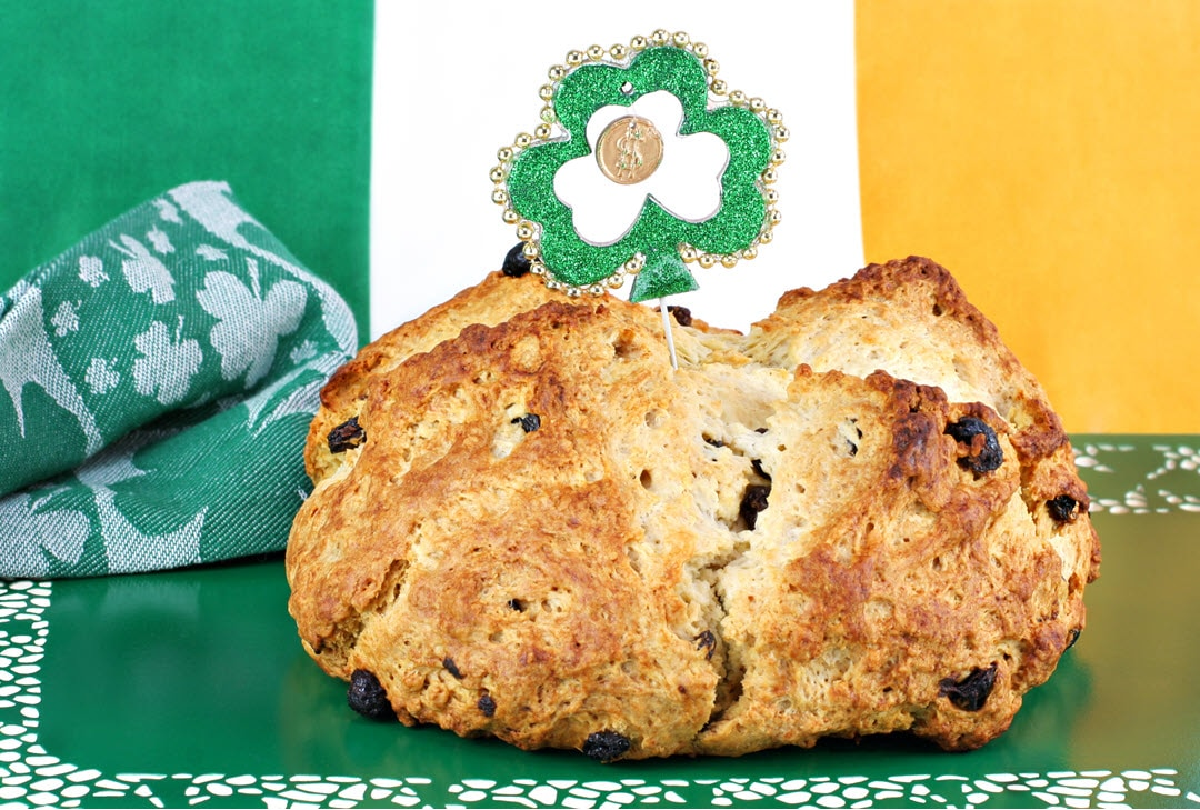 St Patrick's Day Traditions Irish Soda Bread