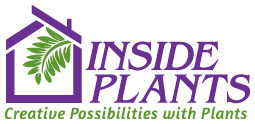Inside Plants indoor plant service logo